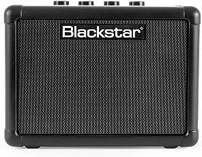 Blackstar FLY 3 Mini Guitar Amplifier, Black