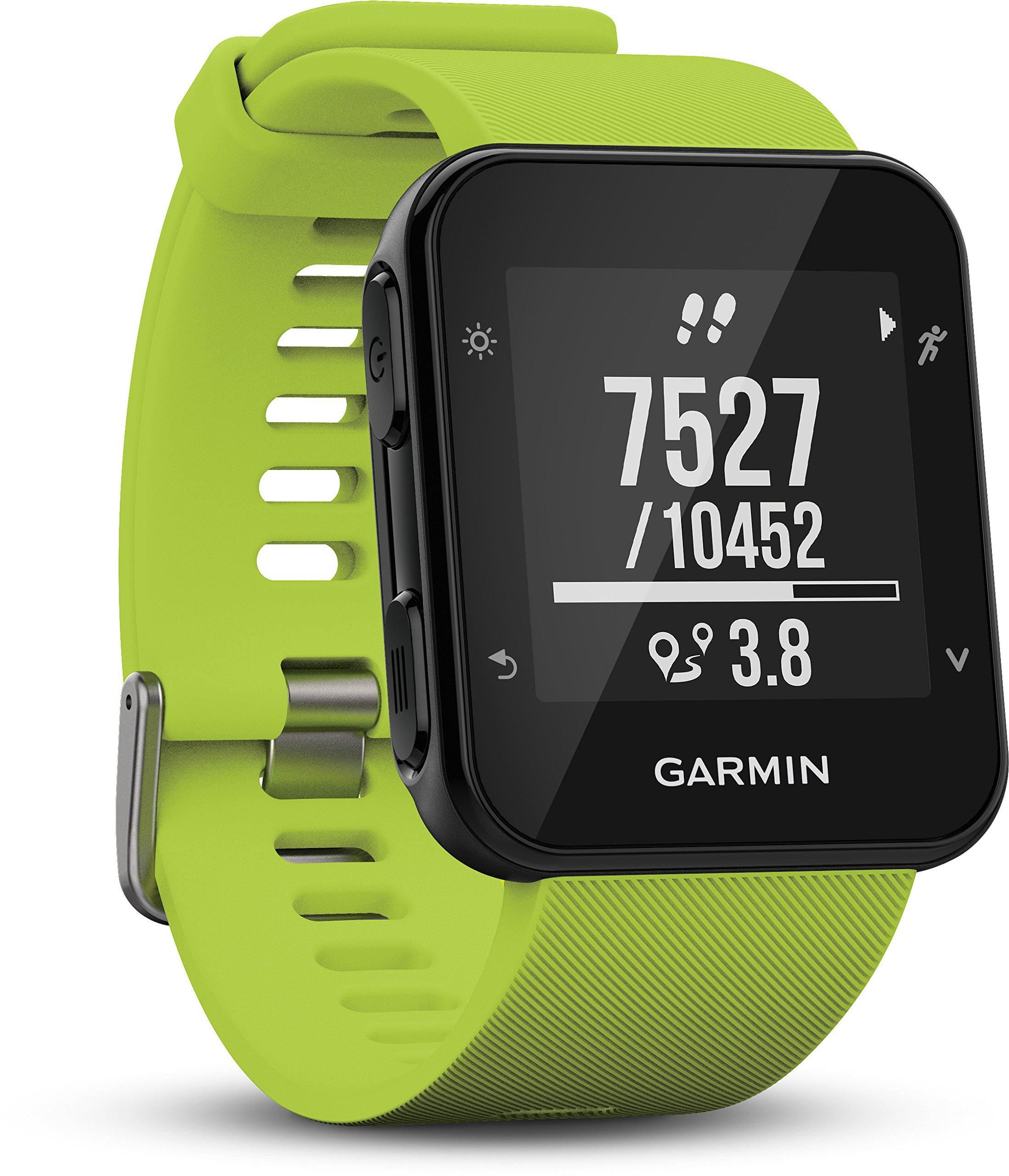 Garmin Forerunner 35 GPS Running Watch con Sensore Cardio al Polso, Connettività Smart e Monitoraggio Attività… 3 spesavip