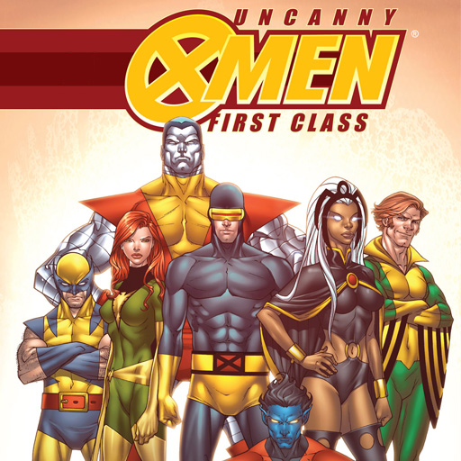 Uncanny X-Men: First Class (Collections) (3 Book Series)