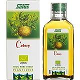 Salus 100% Pure Organic Celery Fresh Plant Juice 200 ml