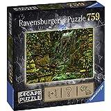 Ravensburger - 19957 - Puzzle Escape 2 Temple Ankor Wat 759 pièces - Puzzle Adulte