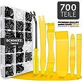 Bevestigingsclips auto + auto demontage gereedschap set door SCHMITZ.Tools [700 onderdelen] Hendel gereedschap auto - autoger