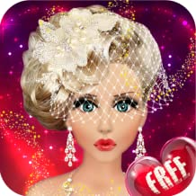 Makeup Barbie sposa, acconciatura e Travestirsi Fashion Top Model principessa
