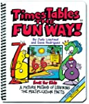 Times Tables the Fun Way: Book for Kids : A Picture Method of Learning the Multiplication Facts