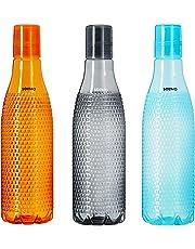 Amazon Brand – Solimo Plastic Fridge Bottle Set