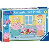 Ravensburger Peppa Pig - Family Time 35pc Jigsaw Puzzle