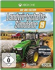 Landwirtschafts-Simulator 19 Day One  Edition - [Xbox One] (exkl. bei Amazon)