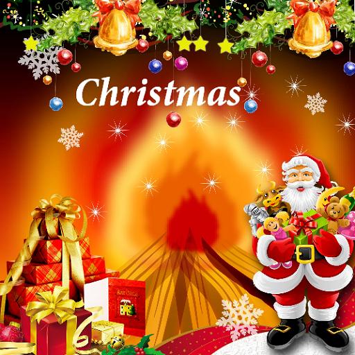 Weihnachten (Karten Kirche-einladung)