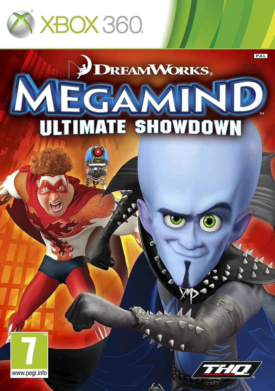 dreamworks megamind ultimate showdown xbox 360 amazon co uk