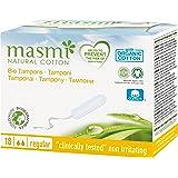 MASMI NATURAL COTTON Bio Tampons Classic (18 Stück)