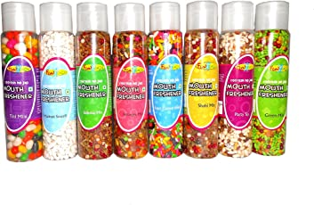Dizzle Mouth Freshener's Combo Pack (Pack Of 8 Variety)