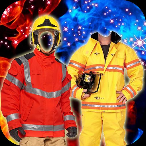 Firefighter Suit Montage (Spiel Einfache Eine Video Kostüme)