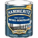 HAMMERITE 5087620 hamerslak effectlak zwart 250 ml