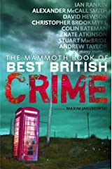 The Mammoth Book of Best British Crime 8 Kindle Edition