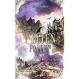 Die Weltenfalten – Von Wind getragen: Band 2 der Hexen Urban Fantasy Trilogie (Die Weltenfalten - Trilogie) (German Edition)