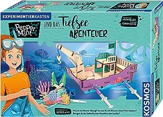 Kosmos Experimente & Forschung 626037 Pepper Mint und Das Tiefsee-Abenteuer