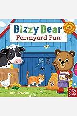Bizzy Bear: Farmyard Fun Board book