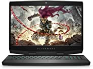 Dell Alienware M15 Gaming Laptop 15.6 inches LCD/LED Laptop (Silver) - Intel i7-8750H 4.1 GHz, 16 GB RAM, 1 TB Hybrid (HDD/S