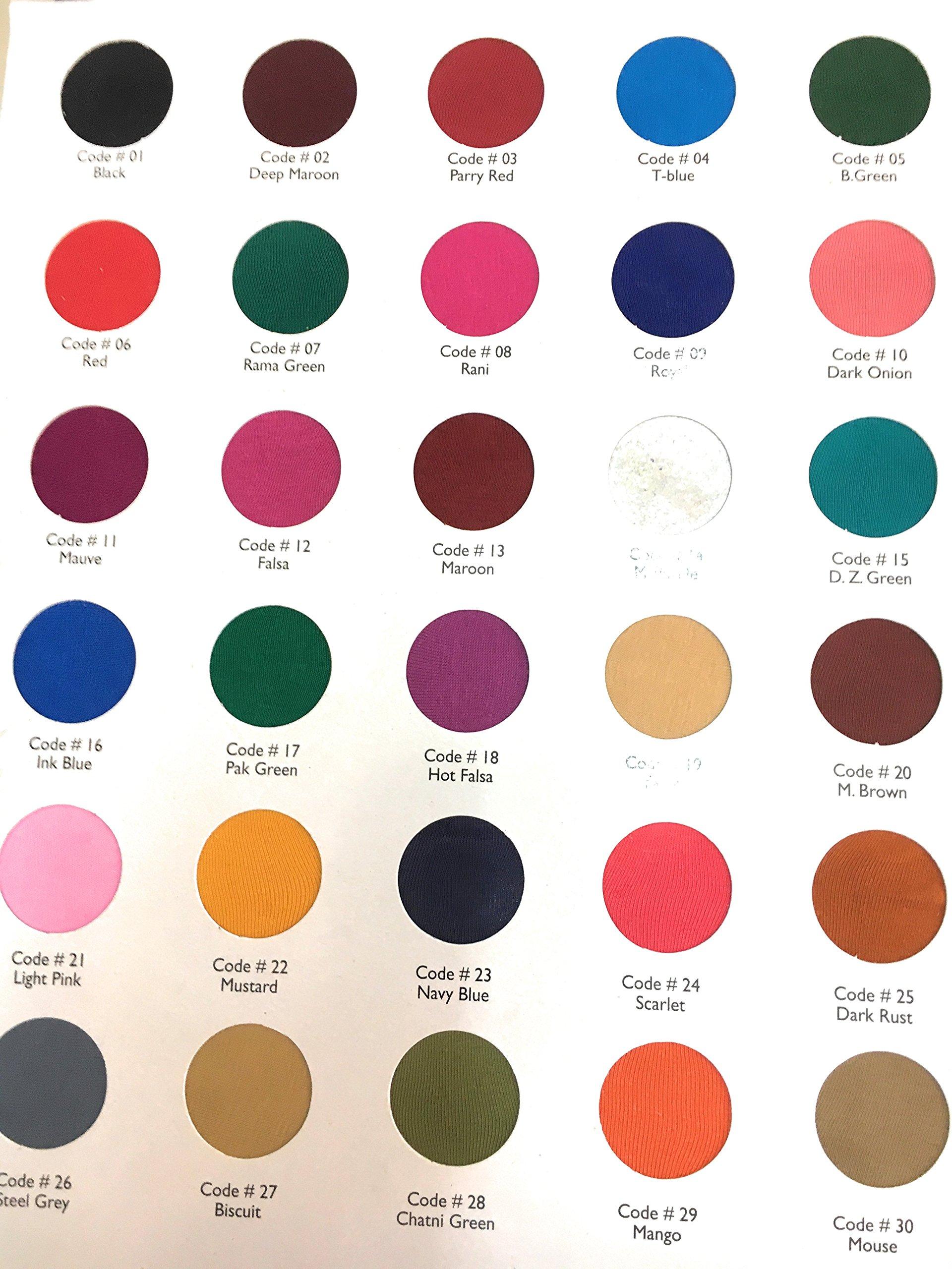 dollar missy leggings colour chart dollar missy leggings manufacturer