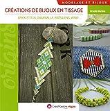 créations de bijoux en tissage : brick stitch, shamballa , brésiliens, wrap