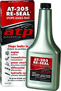 Atp At 205 Re Seal Stops Leaks 8 Ounce Bottle Model At 205 Car Vehicle Accessories Parts Auto