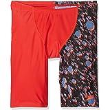 Speedo Paintblast Allover V Cut Panel Pantalones Cortos Niños