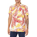 28 Palms Men's Relaxed-fit Hawaiian Performance Pique Polo Shirt