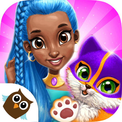 Power Girls Super City - Superhero Salon, Miraculous Pets & Monster Rescue (Beauty Salon Software)