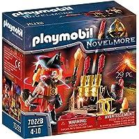 Playmobil - Burnham Raider Maître du Feu - 70228