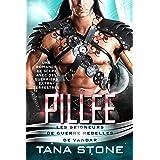 Pillée: Une romance de science-fiction avec des guerriers extra-terrestres (Les Seigneurs de guerre rebelles de Vandar t. 2)