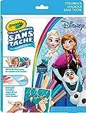 Crayola - Kit Color Wonder - Disney La reine des neiges