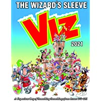 Viz Annual 2021: The Wizard's Sleeve: A Rousing Blast from the pages of Issues 272~281 (Annuals 2021)