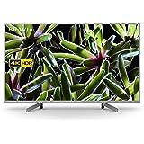 Sony BRAVIA KD49XG70 49-inch LED 4K HDR Ultra HD Smart TV - Silver