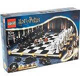 Lego 76392 - Set di scacchi di Harry Potter Hogwarts