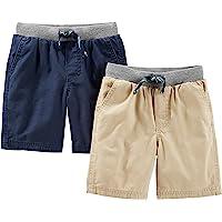 Simple Joys by Carter's Lot de 2 Shorts. - Infant-and-Toddler-Shorts - Lot de 2 Shorts. - Garçon