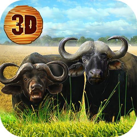 Wild Bull Life: Water Buffalo Simulator