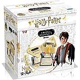 Winning Moves Juego de Viajo-Rivial Pursuit Harry Potter Bite Size, 037877