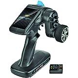 Carson 500500052 FS 2K Reflex Wheel Pro 3 2.4G-Accessoires de véhicule, Compatible pour Kits, modélisme, y Compris récepteur,