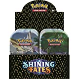 Pokémon USA Inc Pokémon TCG verzamelkaartspel 210-80867 – Shining Fates miniblik (1 willekeurig gebruik), meerkleurig, Engels