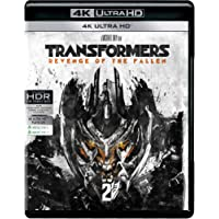Transformers: Revenge of the Fallen (4K UHD)
