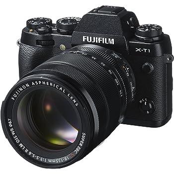 """Fujifilm X-T1 - Cámara EVIL de 16.3 MP (pantalla 3"""", grabación de vídeo, WiFi) negro - kit cuerpo con objetivo Fujinon XF 18-135 mm f/3.5-5.6 R OIS WR"""