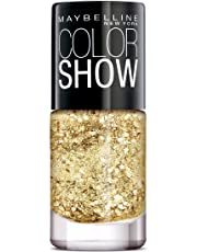Maybelline New York Color Show Party Girl Nail Paint, Bling It On, 6ml
