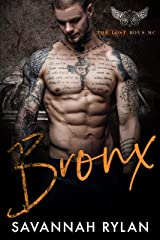 Bronx (The Lost Boys MC Book 3) Kindle Edition