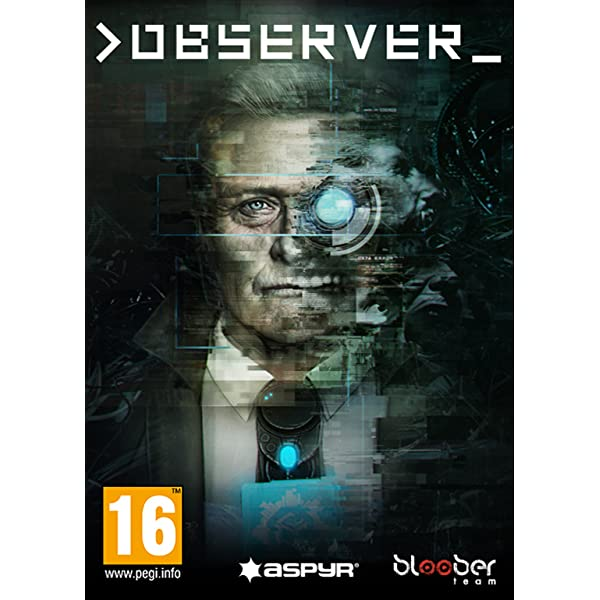 >Observer_ [PC/Mac Code – Steam] 91qZi4QPm 2BL