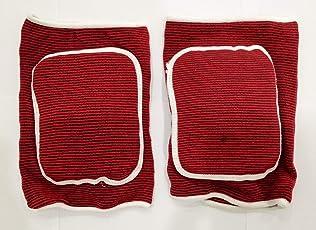 Tima Foam Knee Pads, Free Size (Multi-Colour)