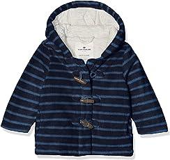 TOM TAILOR für Jungen Jacken & Jackets Gestreifter Dufflecoat