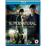 Supernatural: Season 1 [Blu-ray] [2005] [2011] [Region Free]