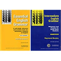 Essential English Grammar with Answers+Intermediate English Grammar with Answers
