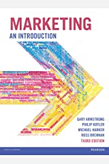 Marketing An Introduction Kindle Edition