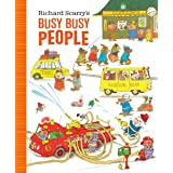 Richard Scarry's Busy Busy People (Richard Scarry's BUSY BUSY Board Books)
